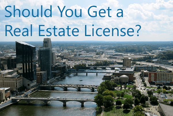 Should You Get A Real Estate License