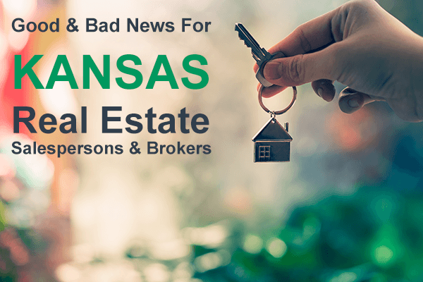 Kansas Real Estate Continuing Education